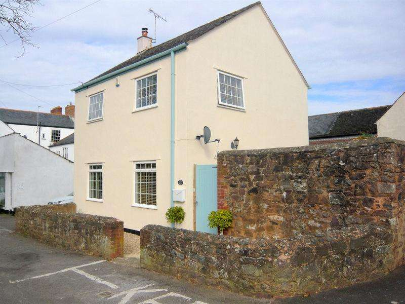 3 Bedrooms Detached House for sale in Brook Street, Alcombe, Minehead TA24