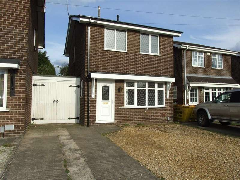 3 Bedrooms Detached House for sale in Reynolds Road, Bedworth