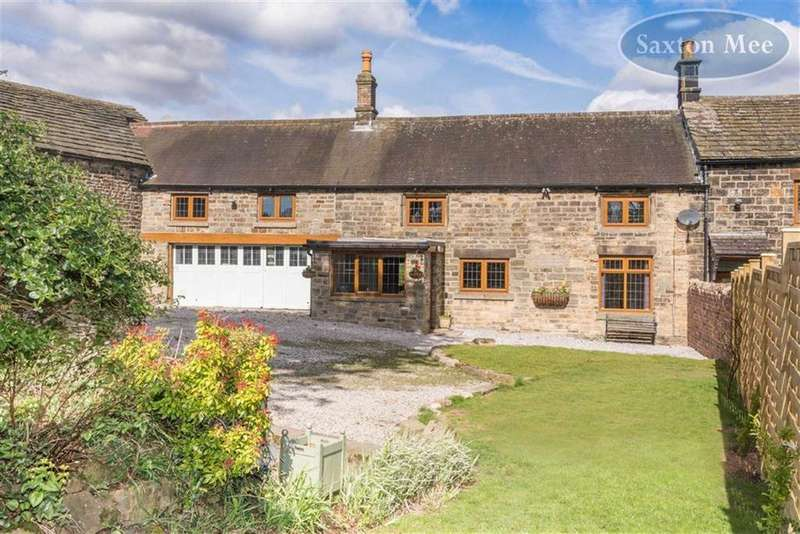 4 Bedrooms Barn Conversion Character Property for sale in Storrs, Sheffield, S6