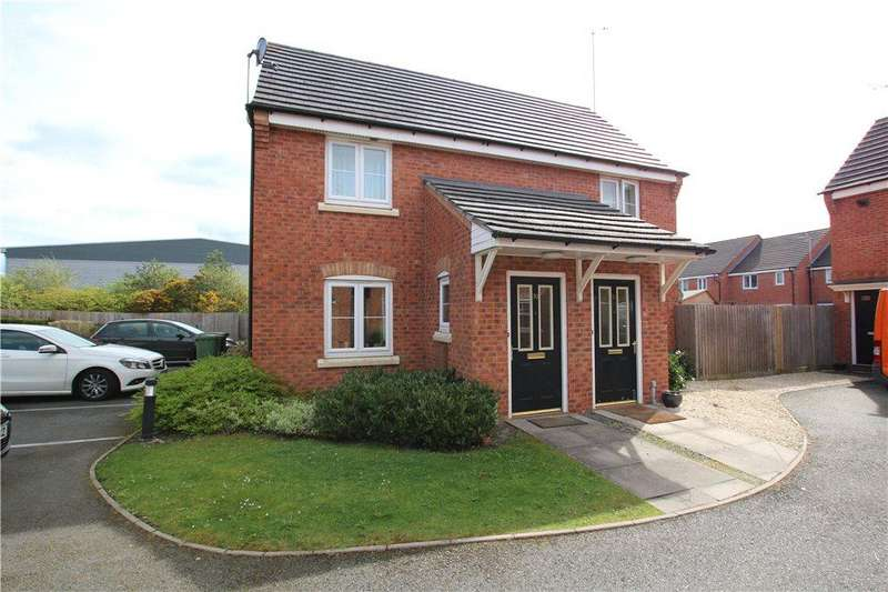 1 Bedroom Apartment Flat for sale in Pitchcombe Close, Lodge Park, Redditch, Worcestershire, B98