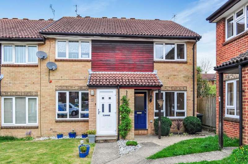2 Bedrooms End Of Terrace House for sale in Oakfields, Worth
