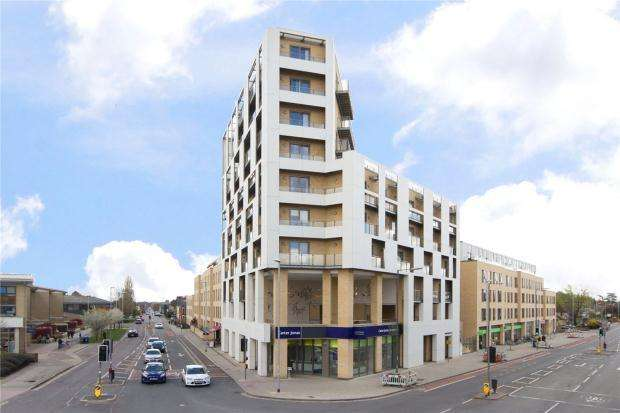 1 Bedroom Apartment Flat for sale in Marque House, 143 Hills Road, Cambridge