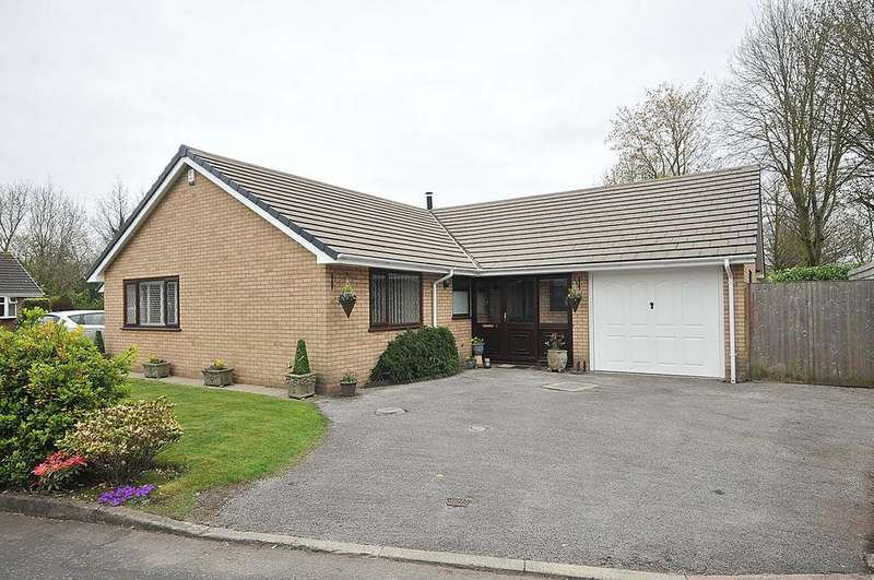 3 Bedrooms Detached House for sale in Portola Close, Grappenhall
