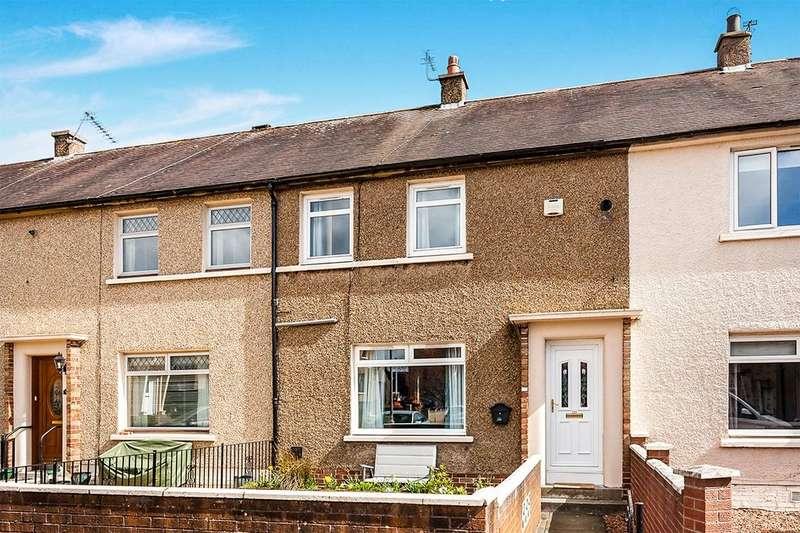 2 Bedrooms Property for sale in Mariner Gardens, Camelon, Falkirk, FK1