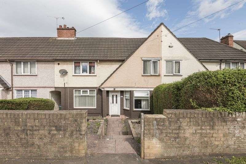 3 Bedrooms Terraced House for sale in Sycamore Avenue, Newport