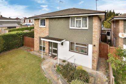 4 Bedrooms Detached House for sale in Adcock Walk, Orpington