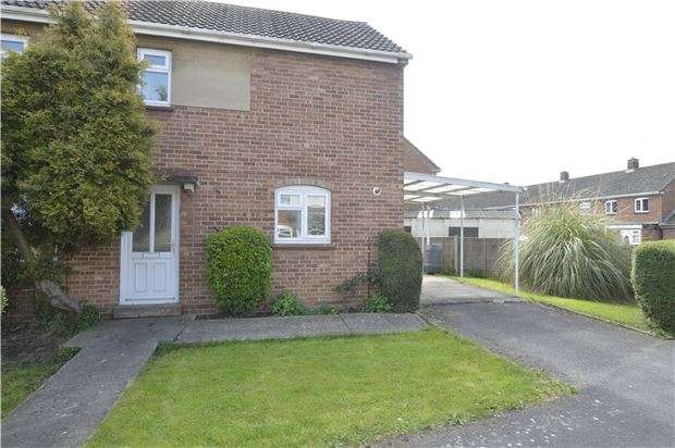 2 Bedrooms End Of Terrace House for sale in Newtown, TEWKESBURY, Gloucestershire, GL20 8BS