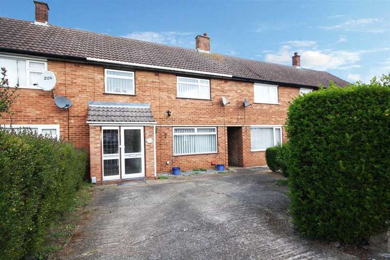 3 Bedrooms Terraced House for sale in Maple Close, Ipswich