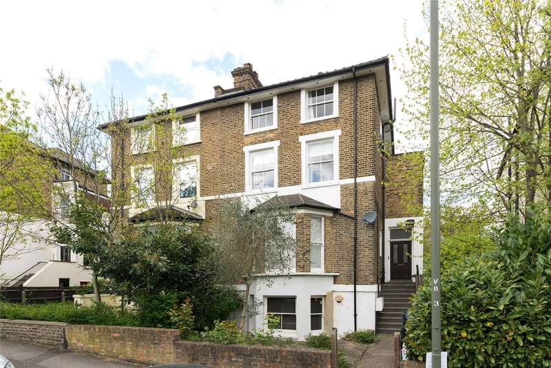3 Bedrooms Apartment Flat for sale in Versailles Road, London