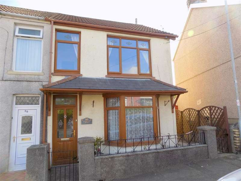 3 Bedrooms House for sale in Moorland Road, Neath
