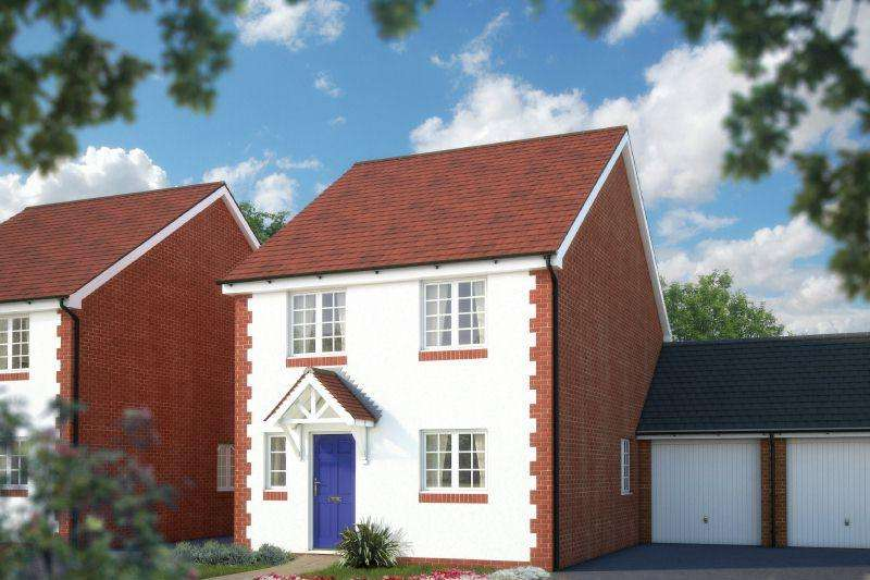 4 Bedrooms Detached House for sale in KINGS REACH, OTTERY ST MARY