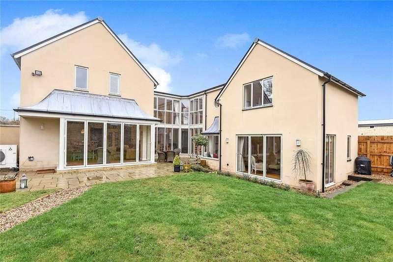 3 Bedrooms House for sale in Lovers Walk, Wells, Somerset, BA5