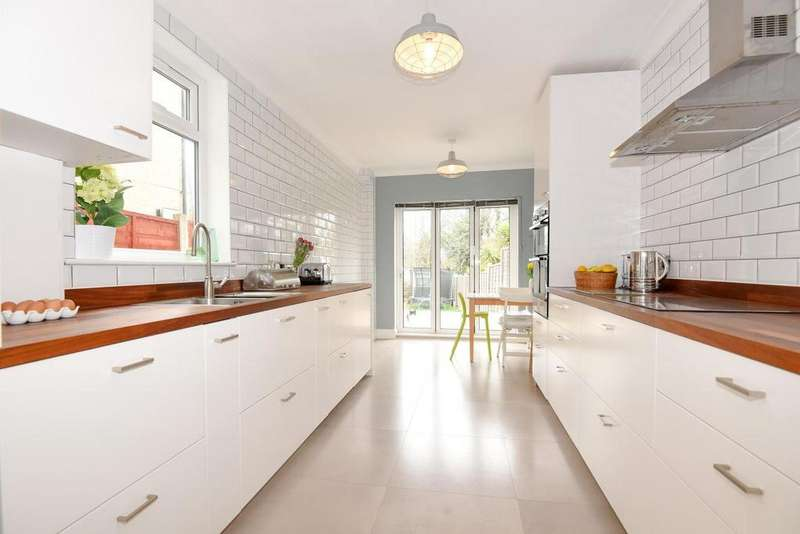 3 Bedrooms Detached House for sale in Holmewood Road, South Norwood, SE25