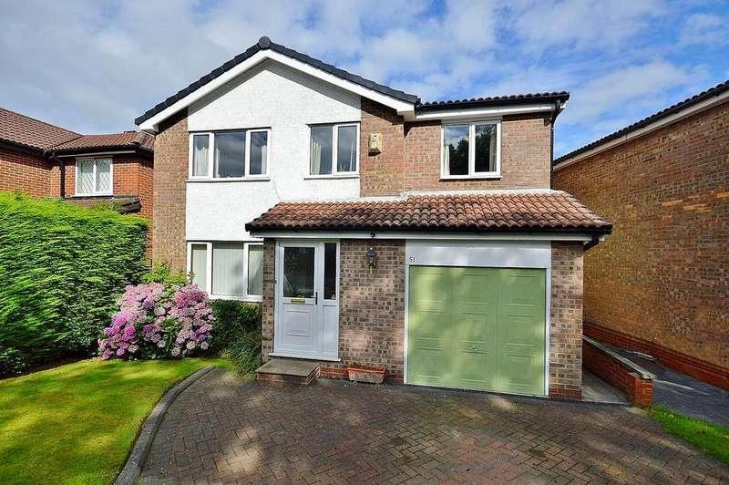 4 Bedrooms Detached House for sale in Hollins Lane, Marple Bridge