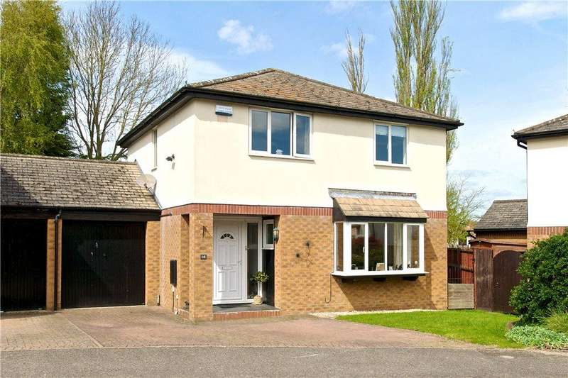 3 Bedrooms Link Detached House for sale in White Hill, Olney, Buckinghamshire