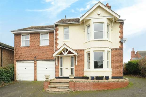 4 Bedrooms Detached House for sale in High Street, Oakley, Bedford