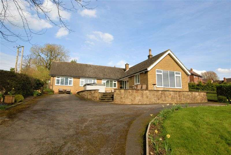 3 Bedrooms Detached Bungalow for sale in Lower Street, Doveridge