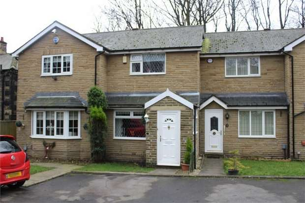 2 Bedrooms Town House for sale in The Sycamores, Dewsbury, West Yorkshire