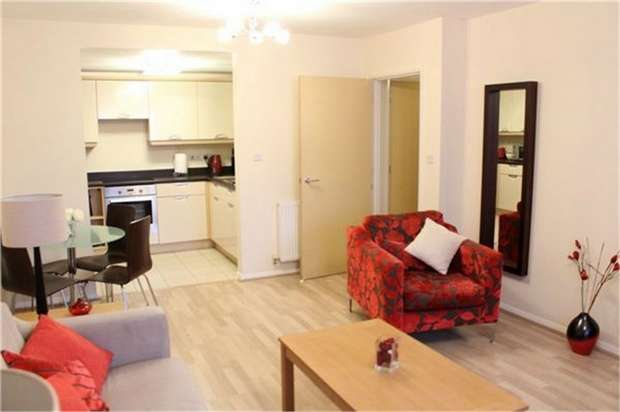 1 Bedroom Flat for sale in Wilton Court, Stoke-on-Trent, Staffordshire