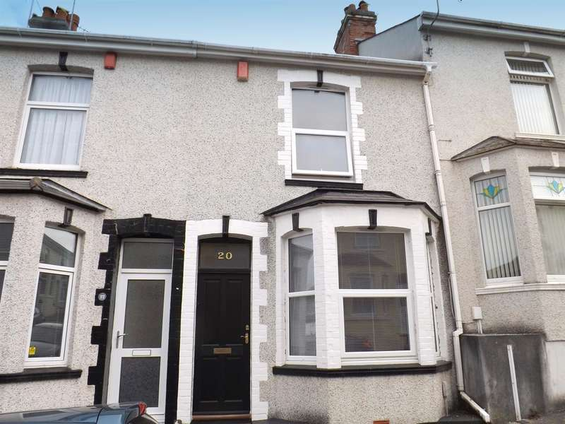 2 Bedrooms Terraced House for sale in Balmoral Avenue, Stoke, Plymouth