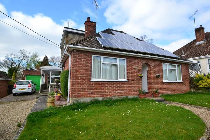 3 Bedrooms Detached Bungalow for sale in Stoford