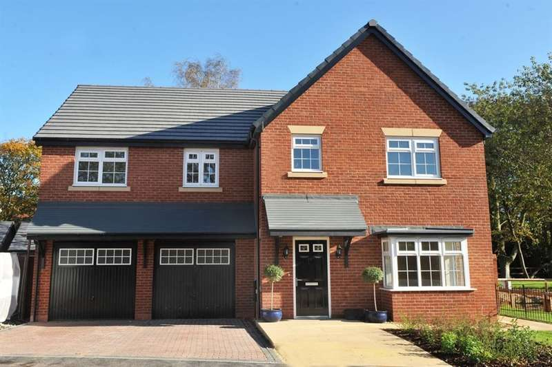 6 Bedrooms Detached House for sale in Meadow Lane, Carlisle, CA2