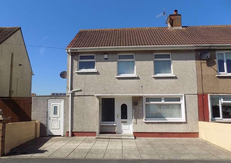 3 Bedrooms Semi Detached House for sale in Crimson Avenue, Sandfields Estate, Port Talbot, Neath Port Talbot. SA12 7RE