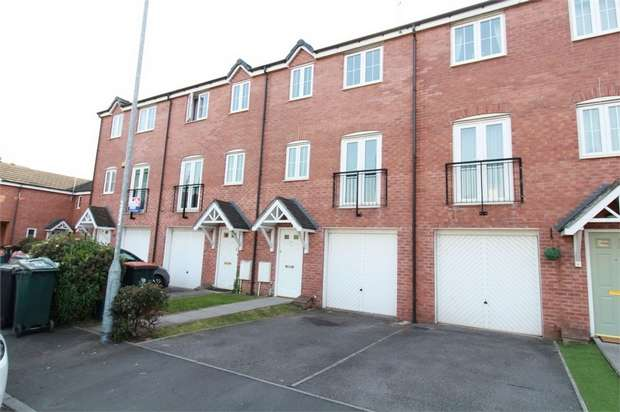 3 Bedrooms Town House for sale in Orchard Gardens, Newport
