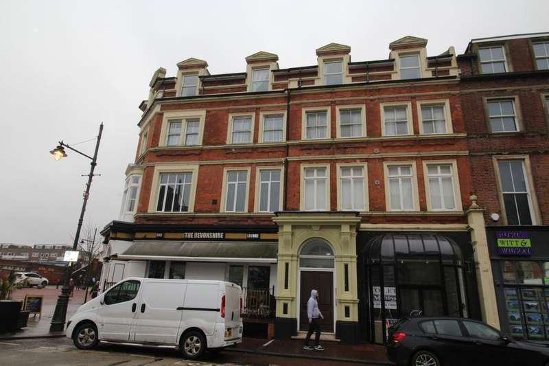 2 Bedrooms Flat for sale in Devonshire House Devonshire Road, Bexhill-On-Sea, TN40