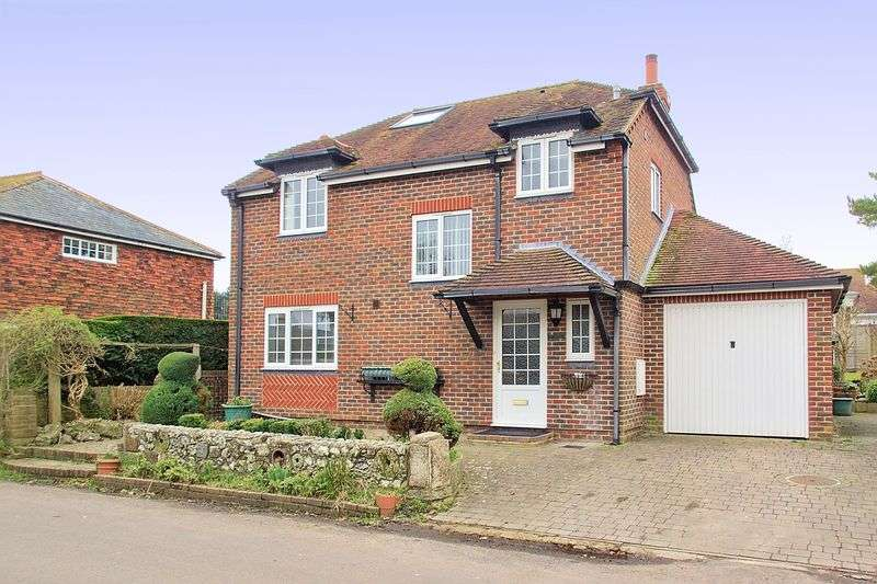 3 Bedrooms Detached House for sale in Prinsted Lane, Emsworth