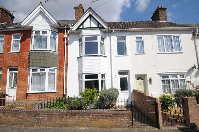 2 Bedrooms Terraced House for sale in Mansfield Close, Parkstone, Poole