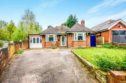 3 Bedrooms Bungalow for sale in Woden Road East, Wednesbury, West Midlands