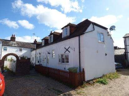 2 Bedrooms Terraced House for sale in Tickford Street, Newport Pagnell, Milton Keynes, Bucks