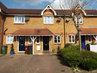 2 Bedrooms Terraced House for sale in Rush Green, Romford
