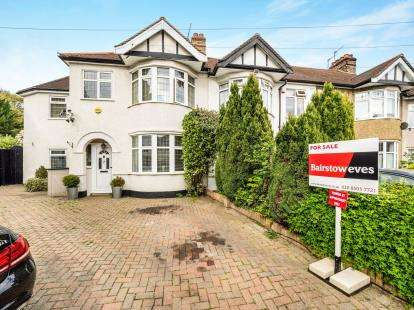 4 Bedrooms End Of Terrace House for sale in Woodford, Green, Essex