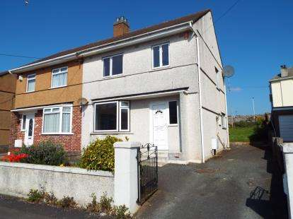3 Bedrooms Semi Detached House for sale in Oreston, Plymouth, Devon