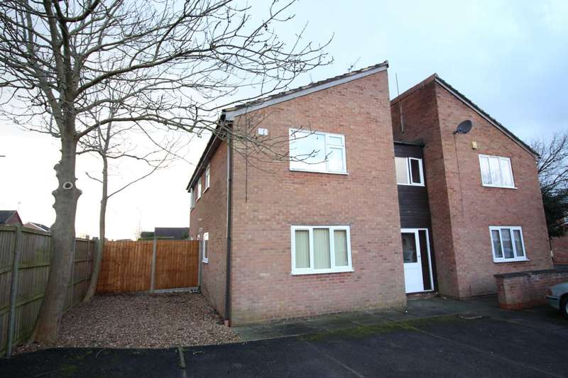 1 Bedroom Studio Flat for sale in Barnsdale Road, Anstey Heights