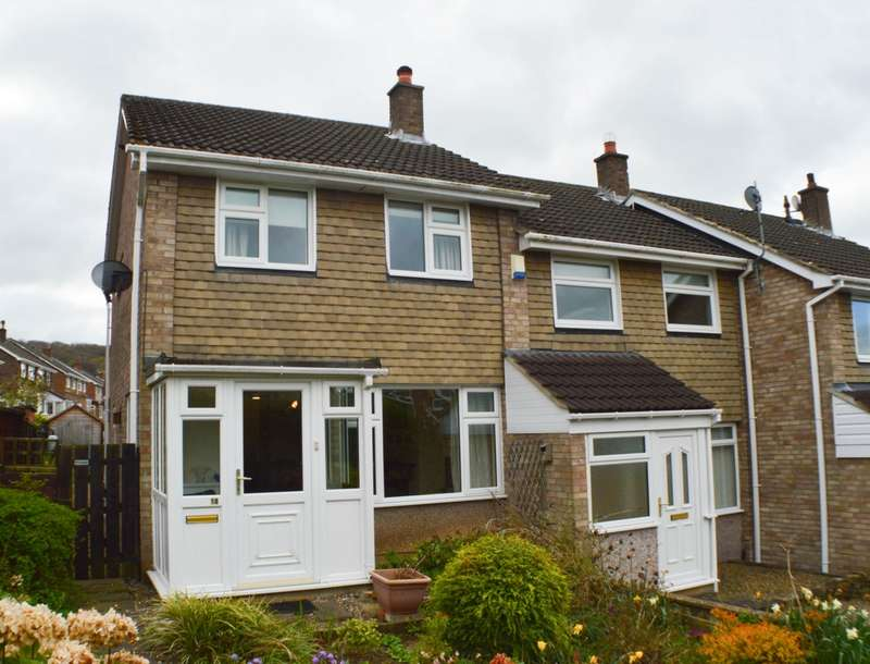 2 Bedrooms House for sale in Welton Close, Stocksfield, NE43