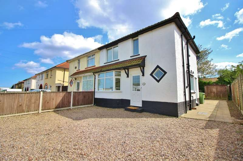 3 Bedrooms Semi Detached House for sale in Plumstead Road, Norwich