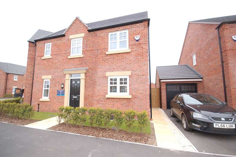 3 Bedrooms Semi Detached House for sale in Unsworth Way, Heyhouses Lane