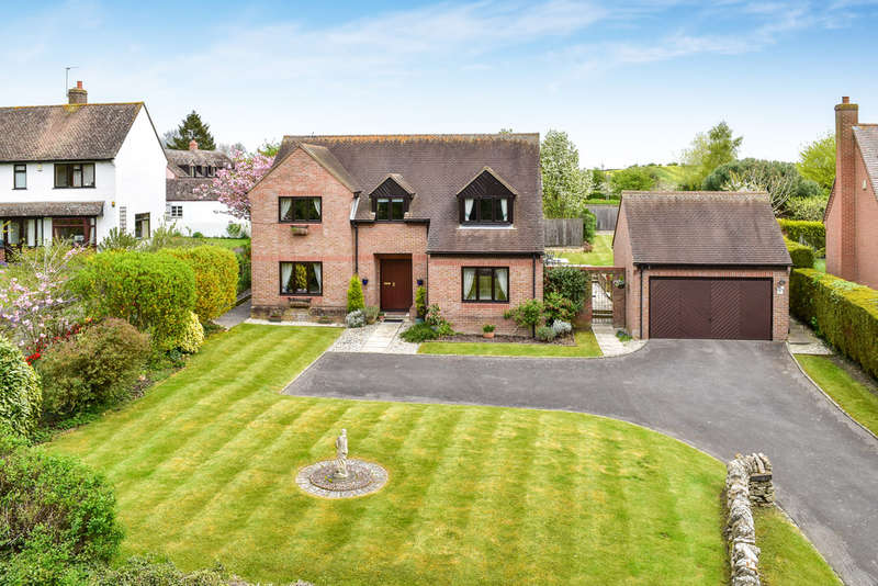 4 Bedrooms Detached House for sale in Southend, Garsington, Oxford