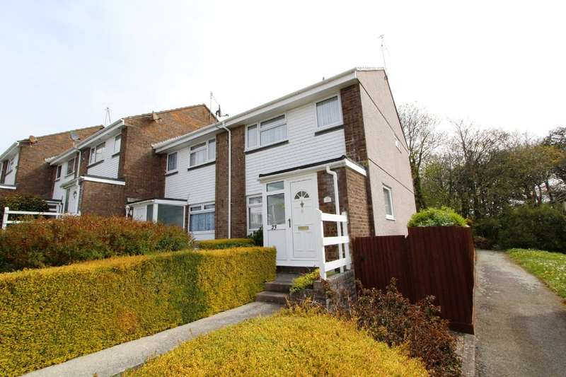 2 Bedrooms End Of Terrace House for sale in Clegg Avenue, Torpoint