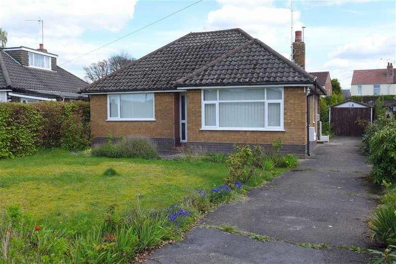 2 Bedrooms Detached Bungalow for sale in West Way, Sandbach