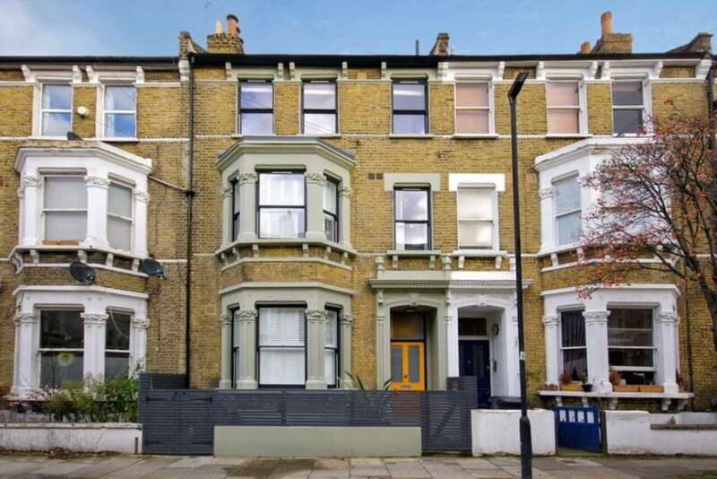 3 Bedrooms Flat for sale in Clitheroe Road, Stockwell