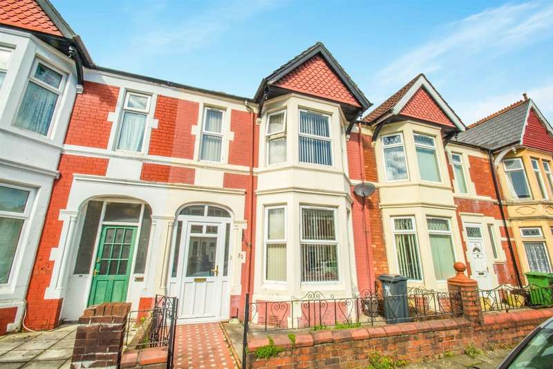 4 Bedrooms Terraced House for sale in Summerfield Avenue, Heath, Cardiff
