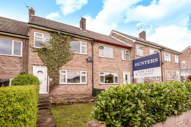 3 Bedrooms Terraced House for sale in Henshaw Lane, Yeadon, Leeds, LS19 7RW