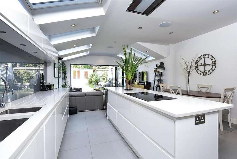4 Bedrooms House for sale in Grosvenor Avenue, London