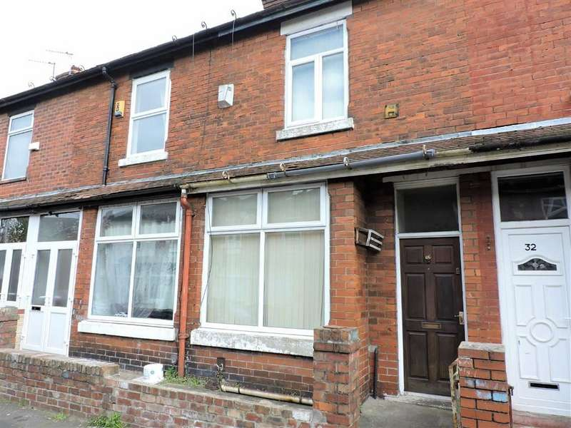 2 Bedrooms Property for sale in Wetherall Street, Levenshulme, Manchester