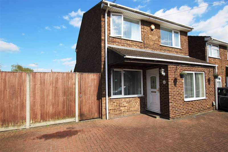 3 Bedrooms Property for sale in Cemetery Road, Houghton Regis