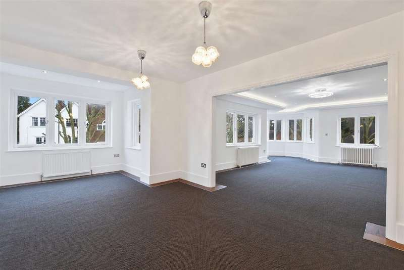 3 Bedrooms Property for sale in Heath Drive, Hampstead, NW3